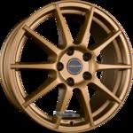 ProLine Wheels  UX100 Einteilig Gold Matt (GOM) 7.50x18ET38.004x100.00