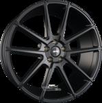 RFK-WHEELS GLS302 Satin Black Einteilig 9.50x19ET18.005x112.00