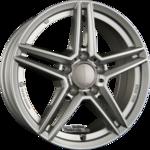 RIAL M10 Metal-Grey Einteilig 7.00x16ET50.005x108.00