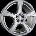 RONAL R55 SUV Einteilig Kristallsilber 8.50x18ET45.005x120.00
