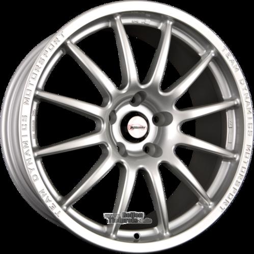 TEAM DYNAMICS PRO RACE 1.2 Glitter-Silver Einteilig