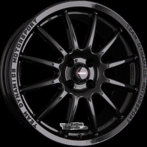 TEAM DYNAMICS PRO RACE 1.2 Gloss-Black Einteilig