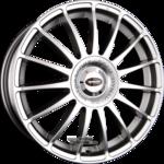 TEAM DYNAMICS MONZA R Einteilig High-Power-Silver 7.50x18ET45.005x105.00