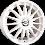TEAM DYNAMICS MONZA R Einteilig Racing-White 7.50x18ET37.005x105.00