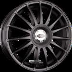TEAM DYNAMICS MONZA R Racing-Flat-Black Einteilig 7.00x17ET38.005x98.00