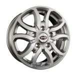TEAM DYNAMICS SCORPION Einteilig Hi-Power-Silver 6.50x16ET62.005x130.00