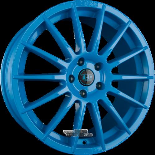 TEC SPEEDWHEELS AS2 Einteilig Smurf Light Blue (SB)