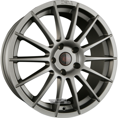 TEC SPEEDWHEELS AS2 Einteilig Dark Grey (DG)