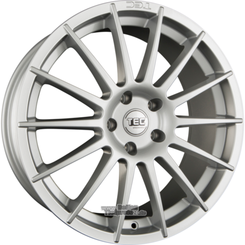 TEC SPEEDWHEELS AS2 Einteilig Crystal Silver (CS)