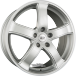 TEC SPEEDWHEELS AS1 Einteilig Sterling Silver (CS) 7.00 x 17 ET 25.00 4x108.00