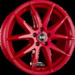 TEC SPEEDWHEELS GT3 Tornado Rot (TR) Einteilig 8.50x19ET35.005x112.00