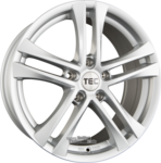 TEC SPEEDWHEELS AS4 EVO Einteilig Crystal Silver (CS) 8.00 x 18 ET 45.00 5x114.30