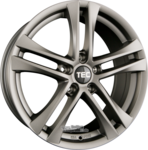 TEC SPEEDWHEELS AS4 EVO Gun Metall (DG) Einteilig 8.00 x 18 ET 38.00 5 x 114.30