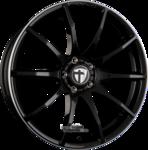 TOMASON TN1 Einteilig Black Rim Polished 8.50x18ET30.004x100.00