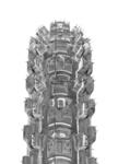 DUNLOP  60/100 -12 36 J TT GEOMAX MX3S  FRONT